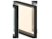 Patio Enclosures offers bronze tint glass for added solar protection