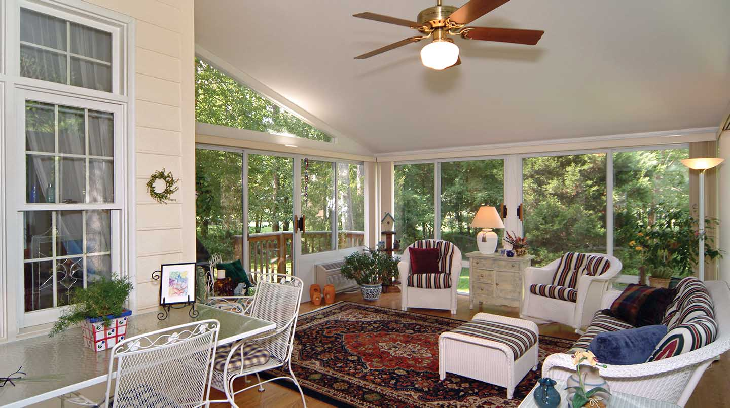 Sunroom s Interior Home s