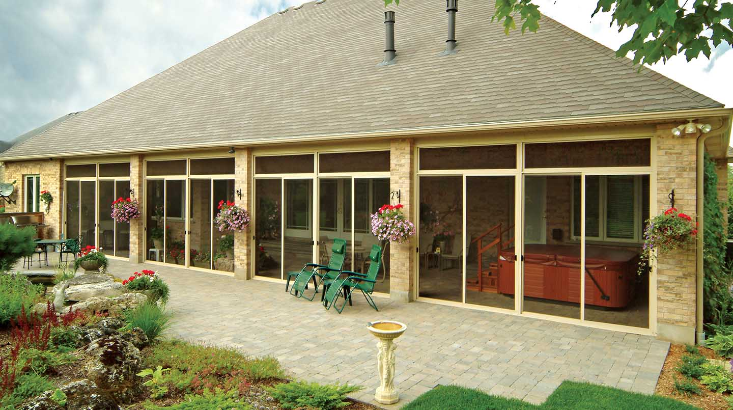 Porch Enclosures and Additions | Patio Enclosures