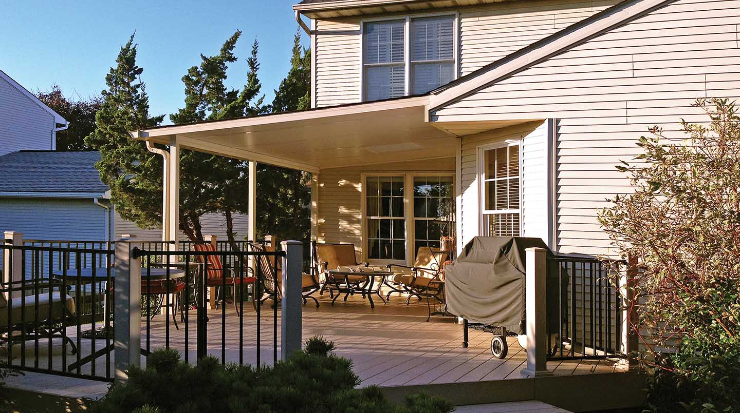 Retractable Awnings, Porch & Patio Covers | Patio Enclosures