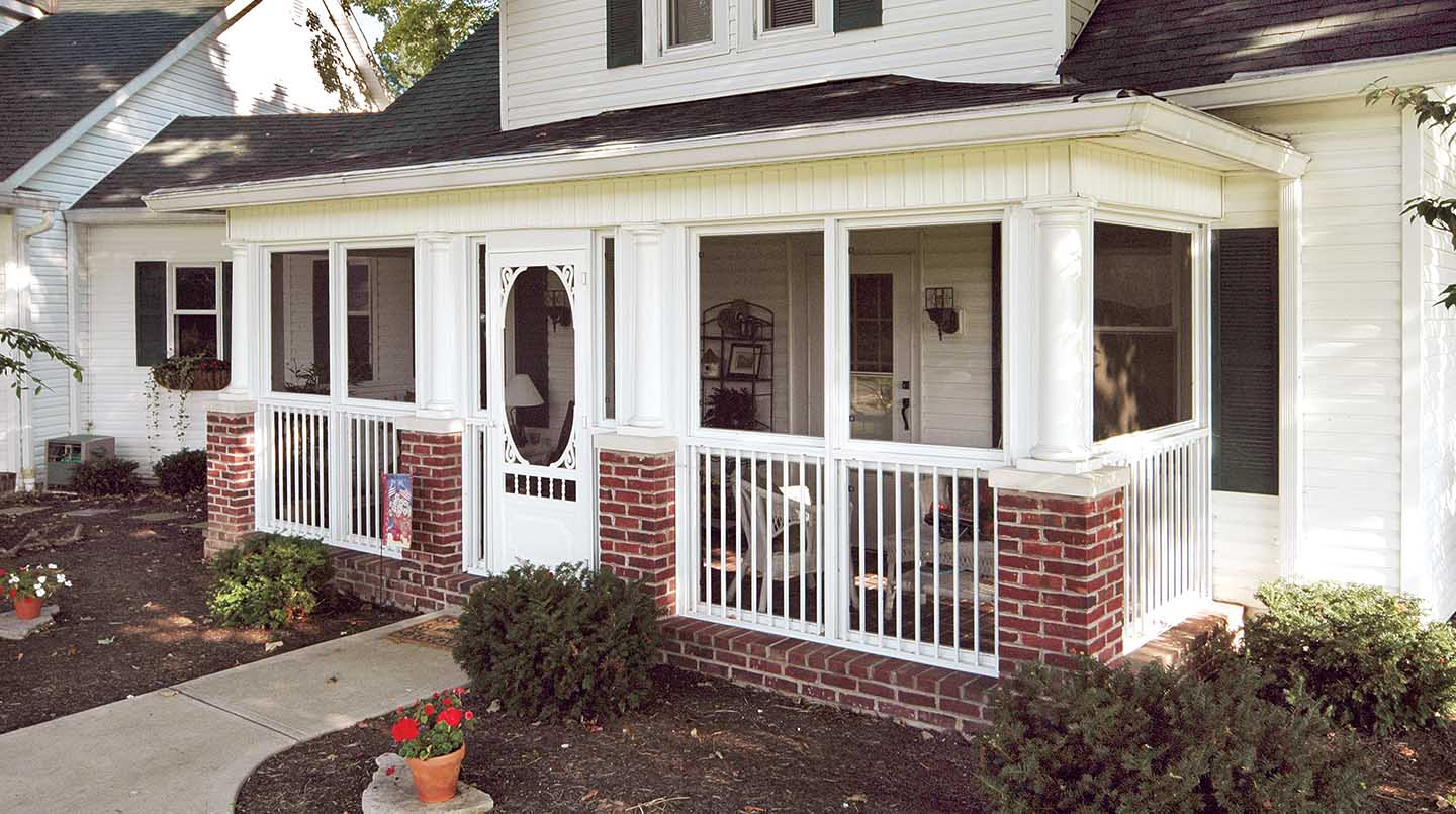 Easy to follow steps on how to repair a porch screened in sunroom solutioingenieria Images