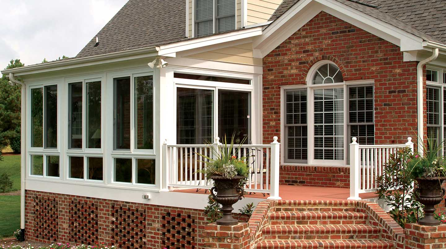 Sun room information sunroom types options patio for Porch sunroom