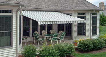 Retractable Awnings - SunCassette Carina