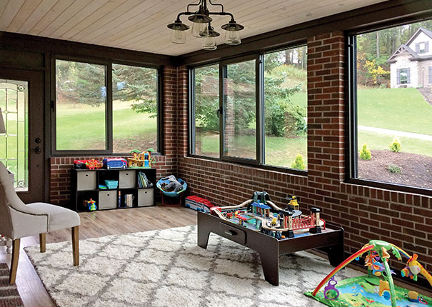 All Season & Four Season Room Additions | Patio Enclosures
