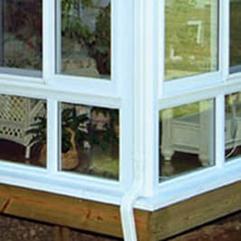 Four Season Sunroom Master Frame