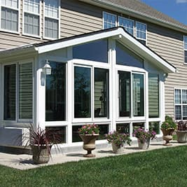 four-season-sunroom gable roof