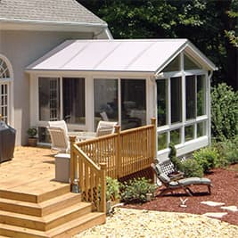 four-season- sunroom 6 inch insulated panels