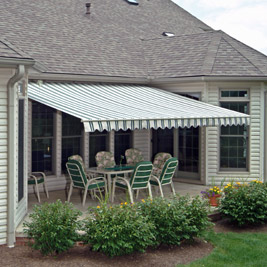 Retractable Awning   SunCassette Carina