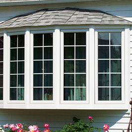Stanek® Bay and Bow Windows
