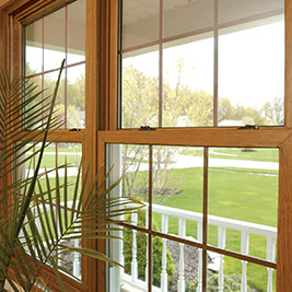 Stanek Double-Hung Windows