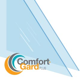 Sunroom Comfort-Gard® Plus High Performance Glass