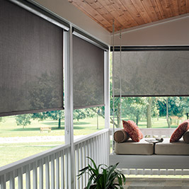 Sunroom Exterior Shading