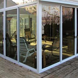 Sunroom kit easyroom diy sunrooms patio enclosures sunroom kit master frame solutioingenieria Images