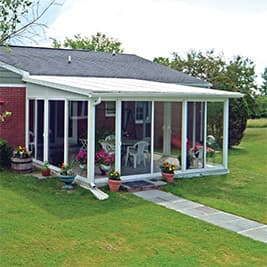 Sunroom Kit, EasyRoom™ DIY Sunrooms | Patio Enclosures