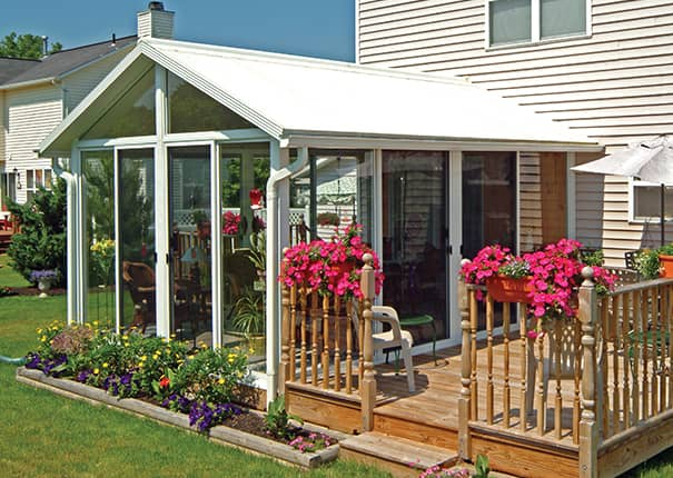 Patio Enclosures® EasyRoom® Sunroom And Screen Room Kits Are A Great Way  For Experienced Do It Yourselfers To Install Room Additions Themselves  While Still ...