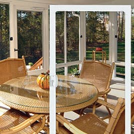 Sunroom Screen Mesh