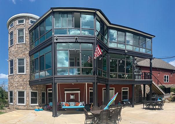 3 season room three season sunrooms patio enclosures for 3 season porch