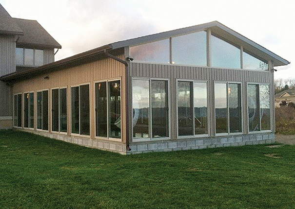 Traditionally Framed Sunroom Home Additions Patio Enclosures