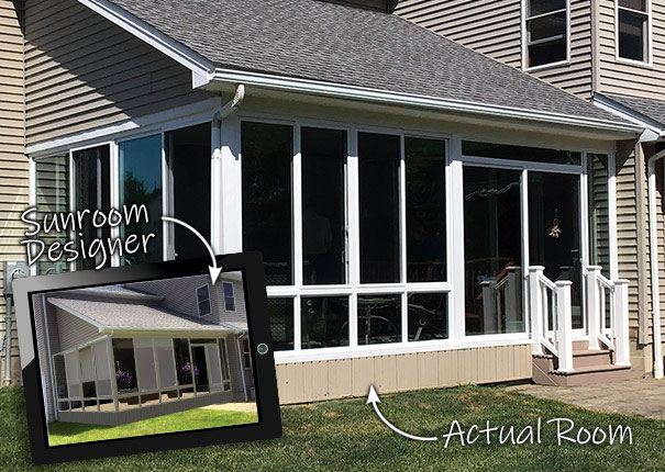 Patio Enclosures Sunroom Designer and 3D Visualizer - Photo 3