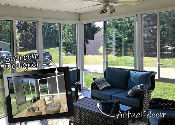 Patio Enclosures Sunroom Designer and 3D Visualizer - Photo 4