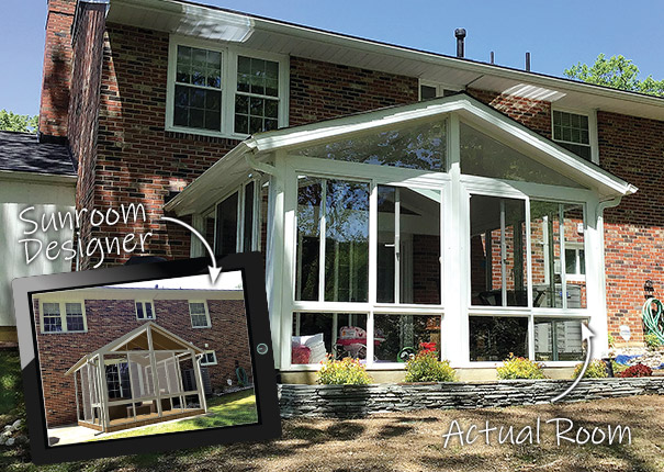 Patio Enclosures Sunroom Designer and 3D Visualizer - Photo 7