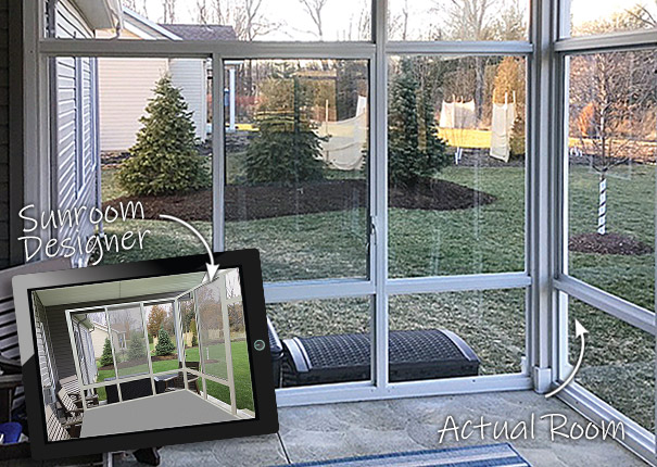 Patio Enclosures Sunroom Designer and 3D Visualizer - Photo 8
