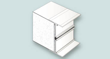 Screen Room Roof Options 6-inch