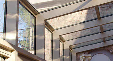 Solarium Glass Room Framing