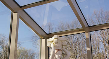 Solarium Glass Roof Options