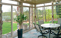 Three Season Sunrooms