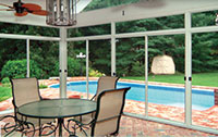 Screen Rooms, Patio Enclosures Picture