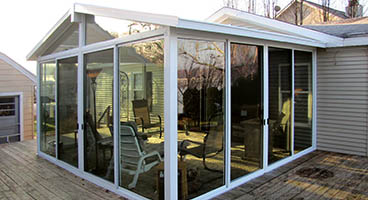 Sunroom kit easyroom diy sunrooms patio enclosures customer review solutioingenieria Gallery