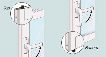 Three Season Sunroom Elite Locking System