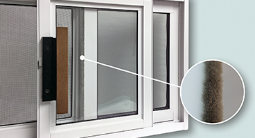 Three Season Sunroom Weatherstripping