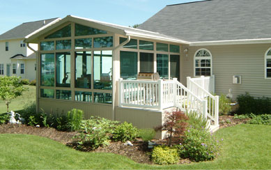 Types of Sunrooms - Overview