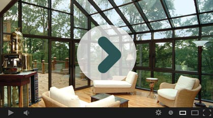 Time Lapse Sunroom Video