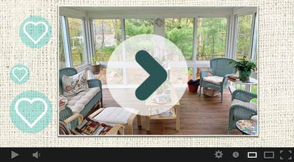 Spring 2019 Sunroom Photo Contest Video | Patio Enclosures