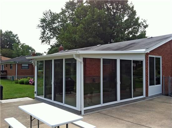Cincinnati Home Addition Sunrooms Amp More Patio Enclosures